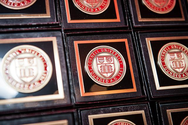 Image of Cornell University Plaques