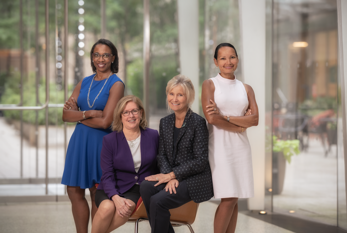 Four Weill Cornell Medicine women physicians and scientists