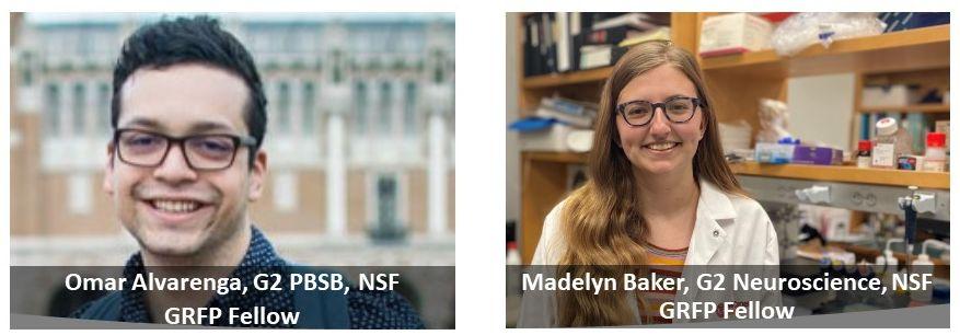 Weill Cornell 2021 NSF Fellows