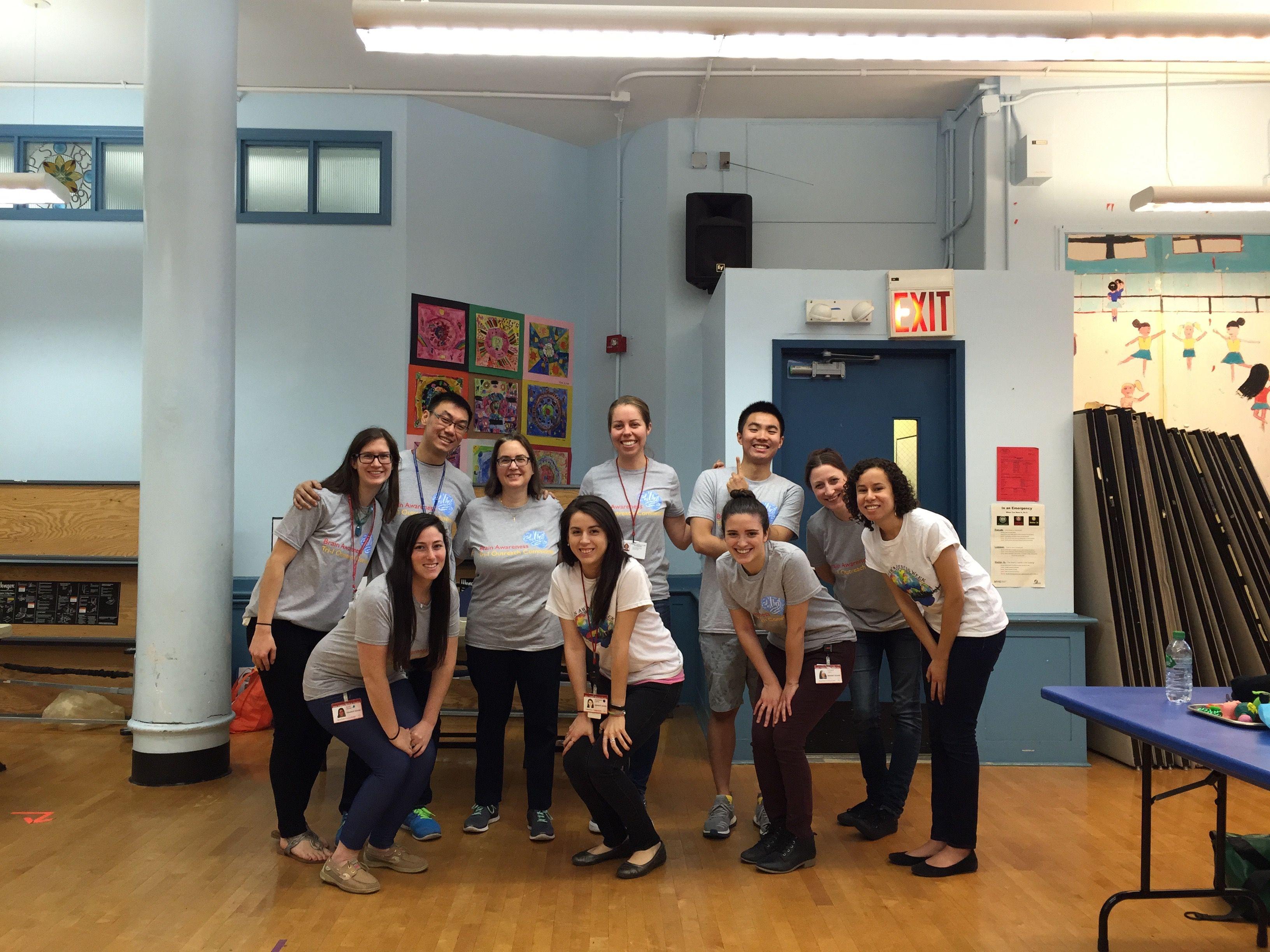 Brain Awareness School Visits