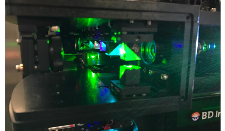 Laser Steering Optics