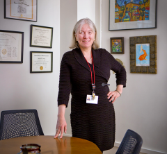 Dr. Monika Safford. Photo credit: John Abbott
